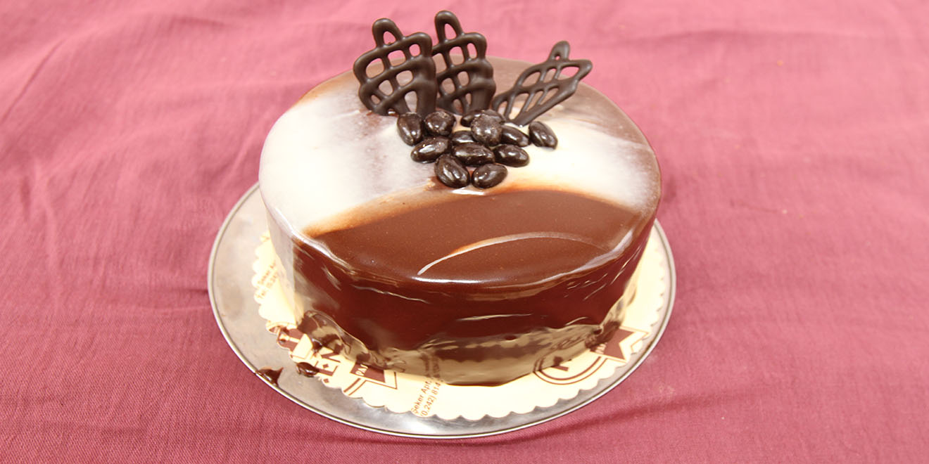 fıstıklı çikolatalı pasta